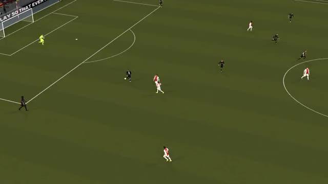 Watch and share Ajax 3-6 Köln - Match Highlights GIFs on Gfycat