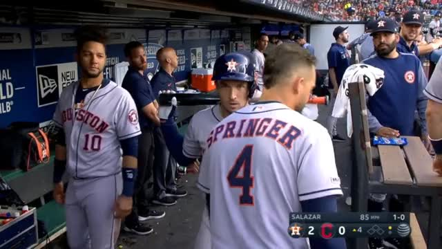 The Bregman Home Run Squat GIF by (@cosmofairly) | Find