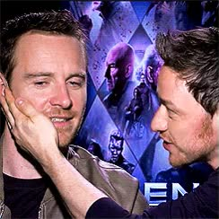 Watch this james mcavoy GIF on Gfycat. Discover more james mcavoy, michael fassbender, x men GIFs on Gfycat