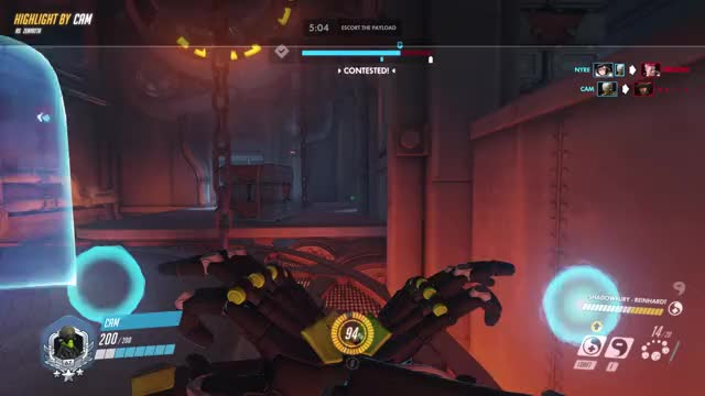 Watch and share Highlight GIFs and Overwatch GIFs by phunkstarxd on Gfycat