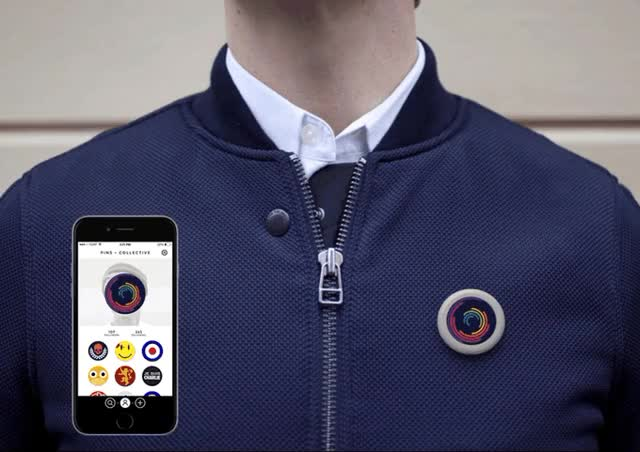 Watch and share Pins Collective Digital Pin GIFs on Gfycat