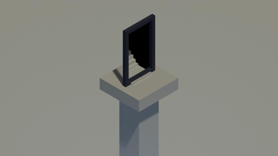 isometric, Non-Euclidean, Here We Go! (reddit) GIFs