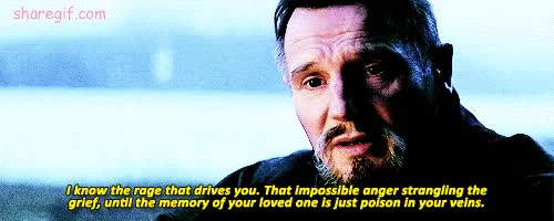 Watch and share Batman Begins Quotes GIFs on Gfycat