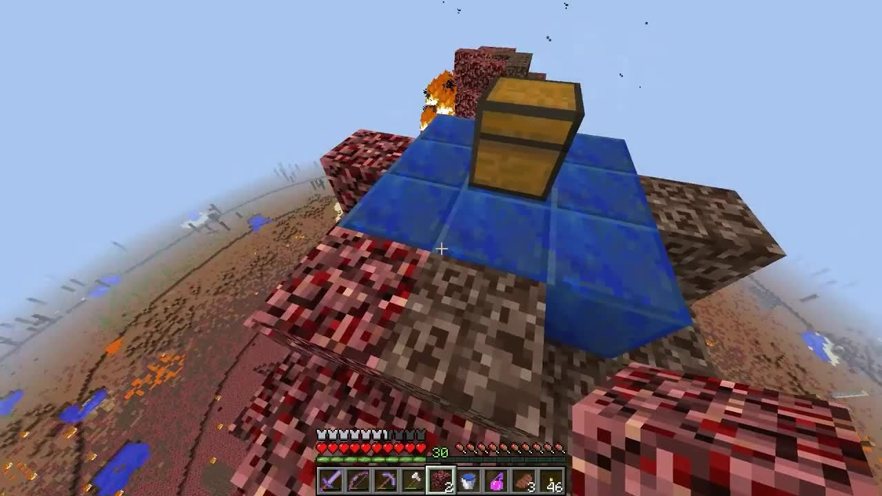 mindcrack, Again with the falling! GIFs