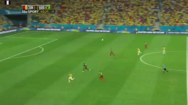 Watch Neymar v Cameroon. GIF on Gfycat. Discover more soccer GIFs on Gfycat
