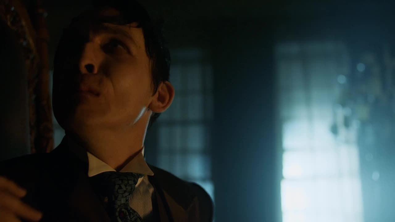 Gotham, noisygifs, Externally Screaming GIFs