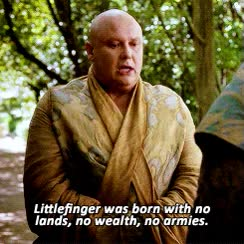 Watch and share Lord Varys GIFs on Gfycat