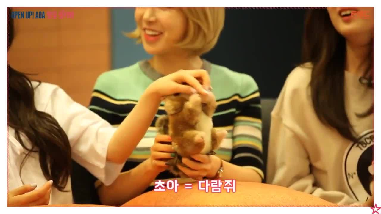 AceOfAngels8, aceofangels8, Choa and her squirrel.. hedgehog.. thing.. (reddit) GIFs