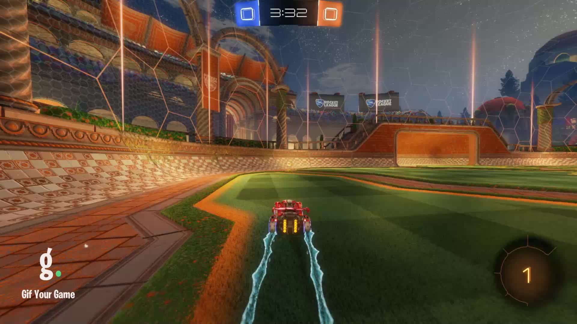 Gif Your Game, GifYourGame, Panthers   BroKroki, Rocket League, RocketLeague, Goal 1: Panthers   BroKroki GIFs