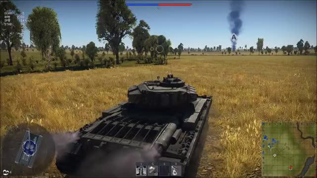 Watch 1700 Meter snipe on Kursk GIF on Gfycat. Discover more Caernarvon, Kursk, Snipe, War Thunder GIFs on Gfycat