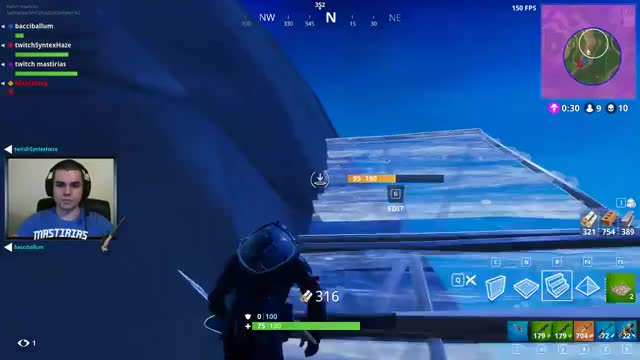 Watch and share Mastirias Playing Fortnite - Twitch Clips GIFs on Gfycat