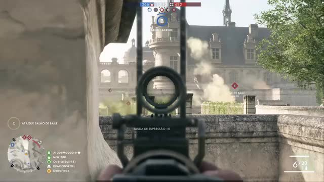 Watch Headshot GIF by Gamer DVR (@xboxdvr) on Gfycat. Discover more Battlefield1, DeltaFleck, xbox, xbox dvr, xbox one GIFs on Gfycat
