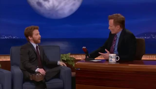 Watch and share Seth Green GIFs and Googly GIFs on Gfycat