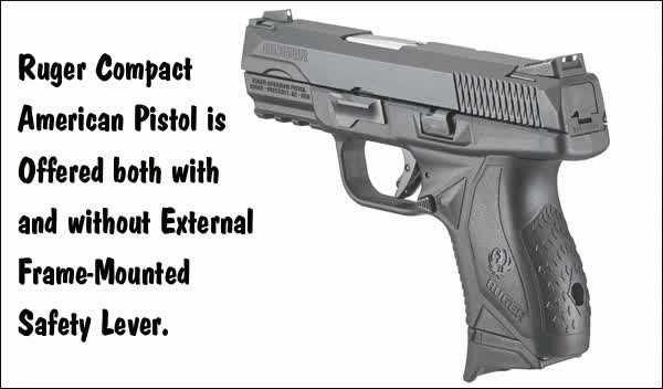Watch and share Ruger Compact American Pistol GIFs on Gfycat