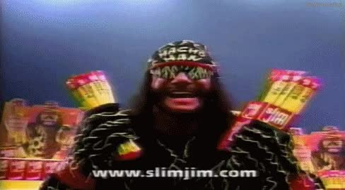 Watch machoman GIF on Gfycat. Discover more related GIFs on Gfycat