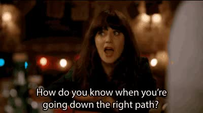 Watch and share Bartenders Are Wise GIFs and Zooey Deschanel GIFs on Gfycat