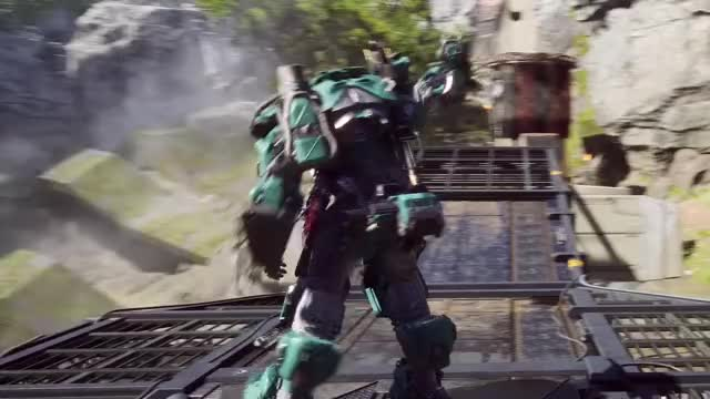 Watch Flexing Colossus GIF by Illeva (@illeva) on Gfycat. Discover more Anthem, Anthem Game, Bioware, EA, Flexing, Javelin, Javelin Colossus GIFs on Gfycat
