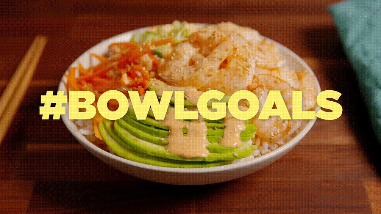 GifRecipes, SushiAbomination, Sushi Bowls GIFs