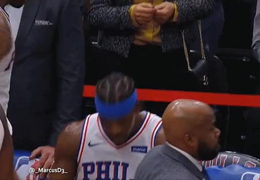 Watch and share Jimmy Butler Iii GIFs and Celebs GIFs by MarcusD on Gfycat