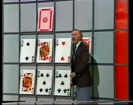Watch and share Play Your Cards Right Part 4 GIFs on Gfycat