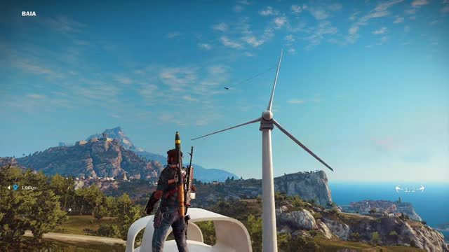 Watch I made a thing GIF by Gamer DVR (@xboxdvr) on Gfycat. Discover more JustCause3, ThunderousKnee, xbox, xbox dvr, xbox one GIFs on Gfycat