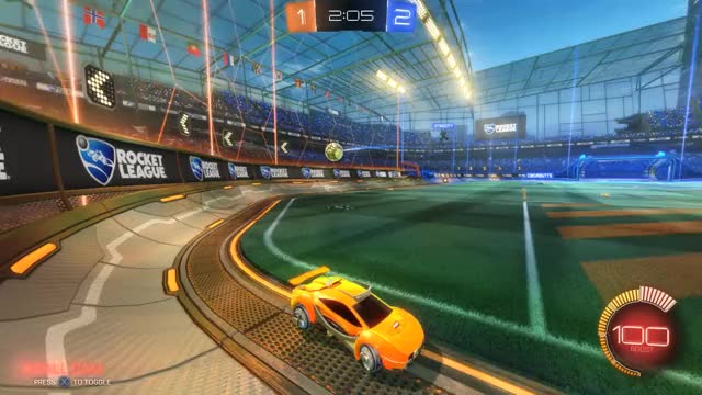 Watch Angles in the outfield GIF by @itsfuntolose on Gfycat. Discover more Rocket League, rocketleague GIFs on Gfycat