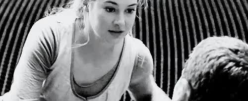 Watch this GIF on Gfycat. Discover more ansel elgort, bonnie wright, cara delevingne, daniel radcliffe, divergent, emma watson, everlark, fourtris, hagustus, harry potter, hazel and augustus, hermione and ron, jennifer lawrence, josh hutcherson, katniss and peeta, logan lerman, love, miles teller, natt wolff, paper towns, ronmione, rupert grint, shailene woodley, sheo, the fault in our stars, the hunger games, the perks of being a wallflower, the spectacular now, theo james, tris and four GIFs on Gfycat