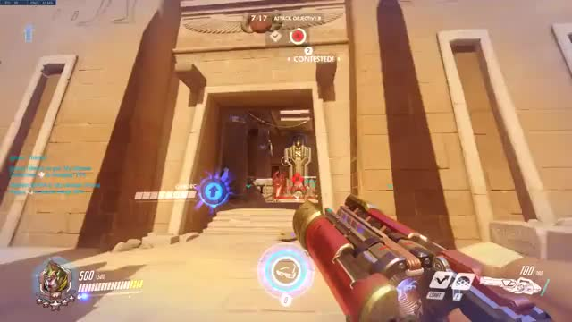 Watch and share Overwatch GIFs by a3692lin on Gfycat