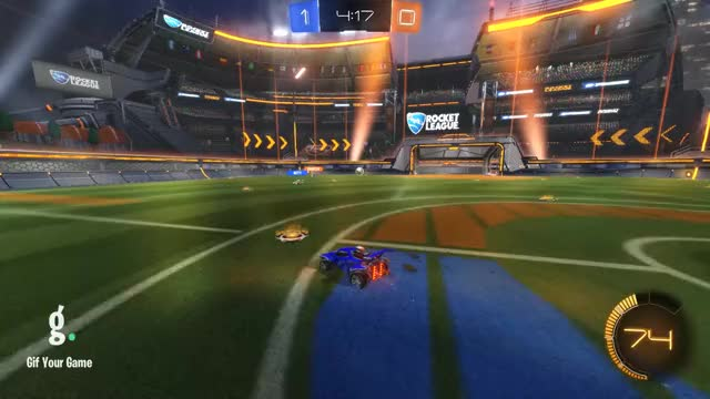 Watch Goal 2: Killua GIF by Gif Your Game (@gifyourgame) on Gfycat. Discover more Gif Your Game, GifYourGame, Killua, Rocket League, RocketLeague GIFs on Gfycat