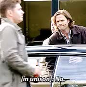 Watch and share Sam X Dean GIFs and Deanedit GIFs on Gfycat