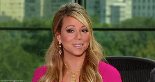 american idol, awkward, confused, mariah carey, uncomfortable, Mariah Carey Awkward GIFs