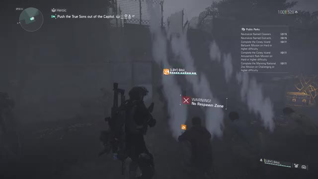 Watch and share Tom Clancy's The Division 2 2020-04-23 01-19-08 GIFs by Teebs on Gfycat