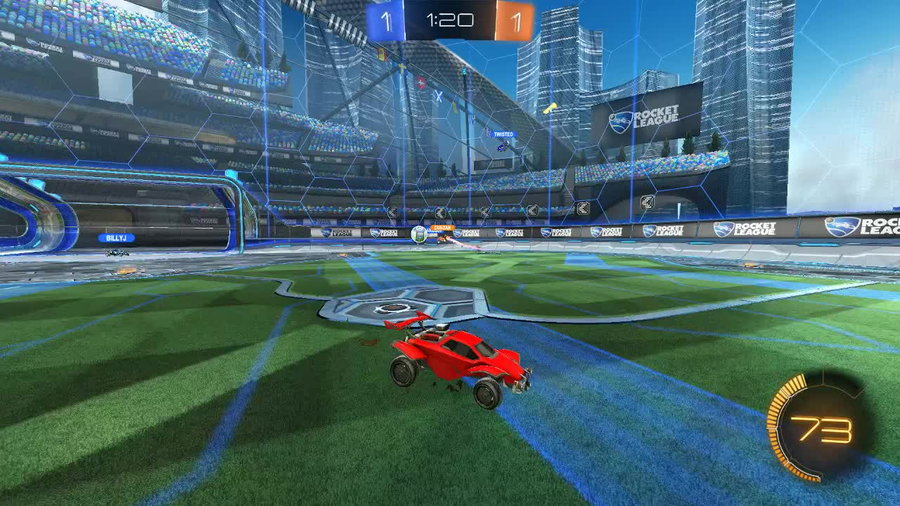 RocketLeague, his perspective GIFs