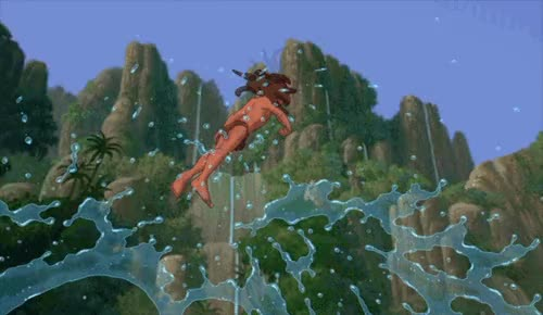 Watch tarzan growing up GIF on Gfycat. Discover more related GIFs on Gfycat