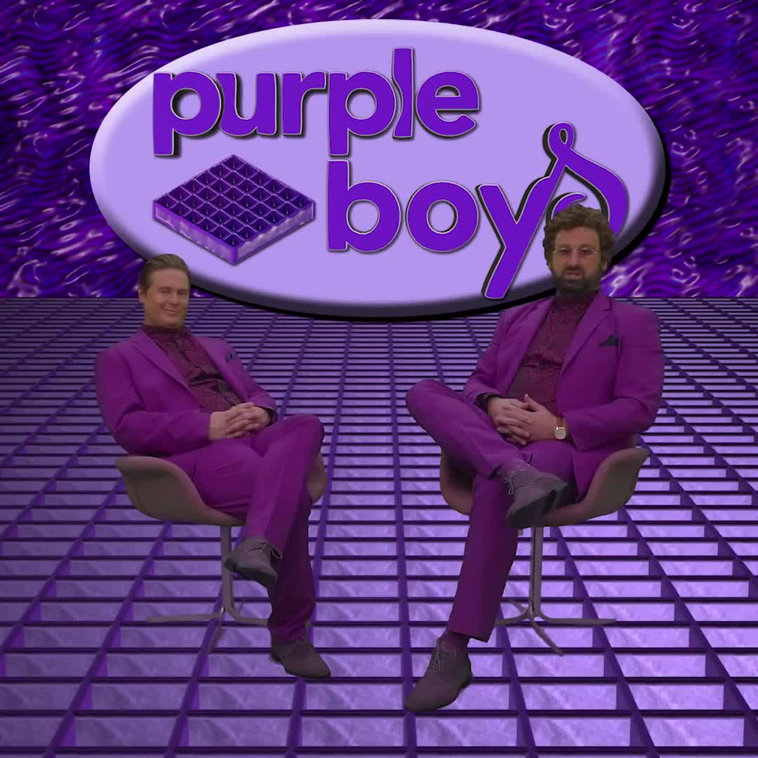 Purple Boys GIFs