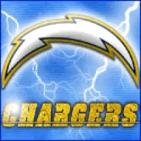 Watch and share CHARGERS BOLT GIFs on Gfycat