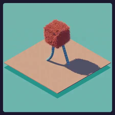 Watch and share Low Poly Animation GIFs and Motion Graphics GIFs on Gfycat