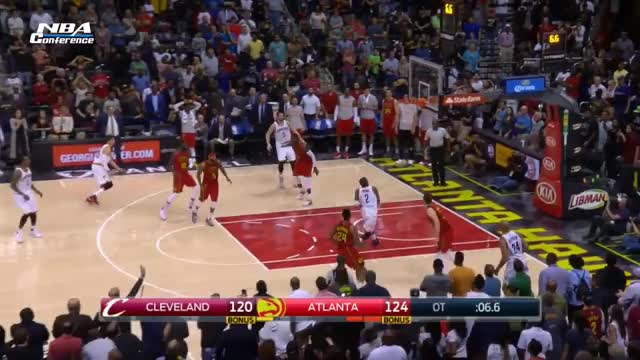 Watch and share Cleveland Cavaliers Vs Atlanta Hawks - Full Game Highlights | April 9, 2017 | 2016-17 NBA Season GIFs on Gfycat