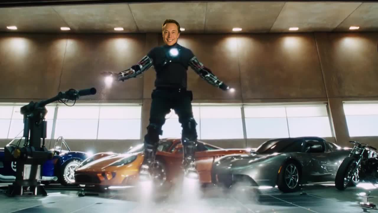 Elon Musk, SpaceX, SpaceXMasterrace, When the floor is expendable rockets GIFs