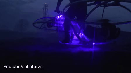 how to make a hoverbike