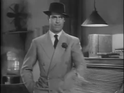 cary grant, celebs, getout, gtfo, tgif, His Girl Friday - Get Out GIFs