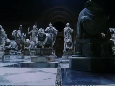 chess, McGonagall's Wizard's Chess GIFs