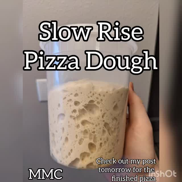 Watch and share Pizza Dough GIFs and Recipe GIFs by mmcookingchannel on Gfycat