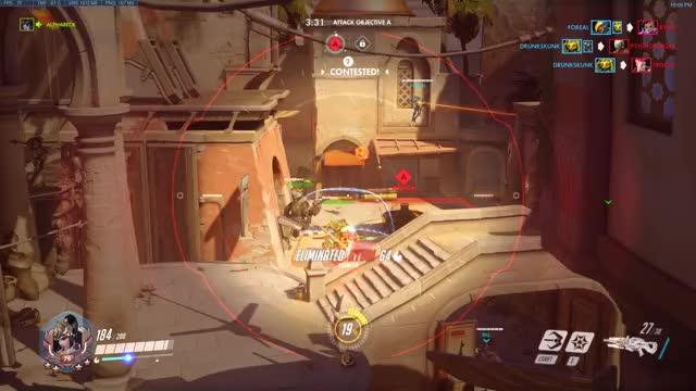 Watch doomfist sniped GIF by @brotherbeck on Gfycat. Discover more doomfist, funny, overwatch, widowmaker GIFs on Gfycat