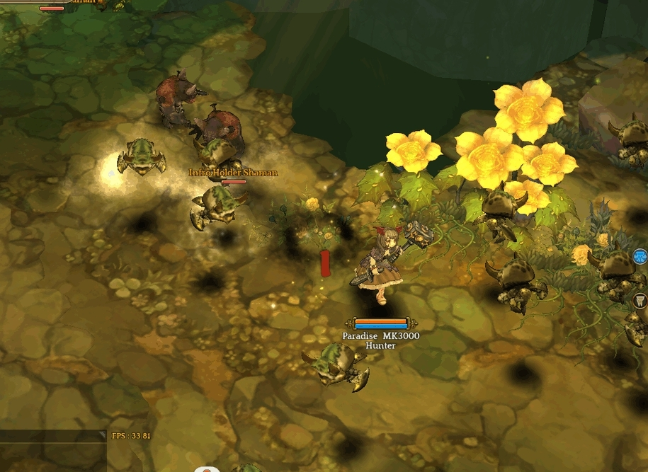 treeofsavior, Turns out some quests will make all mobs, auto aggro you (reddit) GIFs