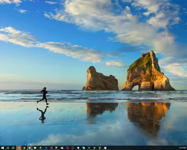 Watch Slack (Windows Store 3.1.1 64-bit) Full Screen Bug on Windows 10 (1803) 2018-05-16 GIF by @notyourloginid on Gfycat. Discover more bug, slack, ui, windows 10 GIFs on Gfycat