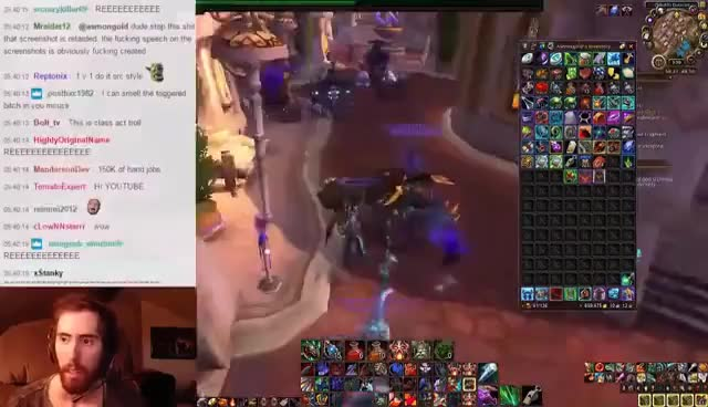 McConnell Rigged a Mount Contest (GONE REEE)