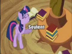 my little pony spike gif photo: Soylent Green df115445.gif GIFs
