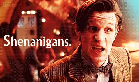 Watch this doctor who GIF on Gfycat. Discover more doctor who, matt smith GIFs on Gfycat