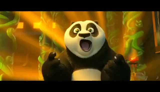 Watch and share Kung Fu Panda 3 | Official Trailer #3 GIFs on Gfycat